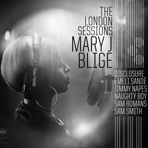 Mary J-Album Cover