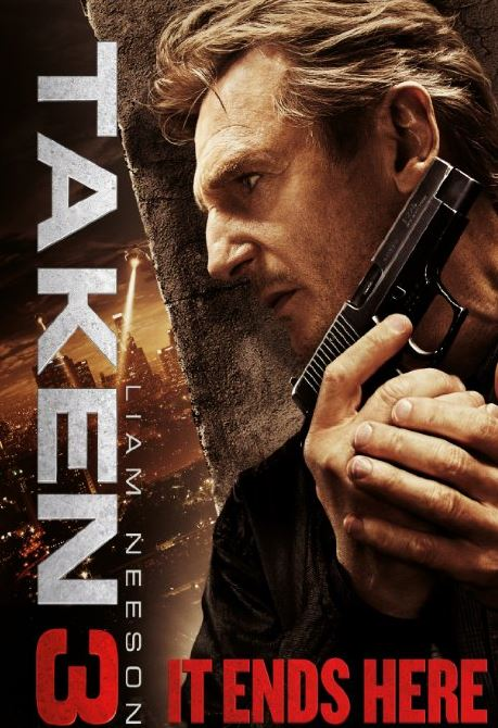 Liam Neeson, well he has a special skill set